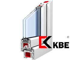 Окна ПВХ KBE (КБЕ) Expert