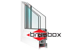 Окна BRUSBOX-GLIDE