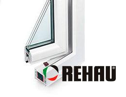 Окна ПВХ Rehau (Рехау)