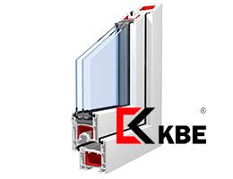 Окна ПВХ KBE (КБЕ)