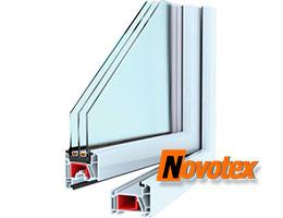 Окна ПВХ Novotex (Новотекс)