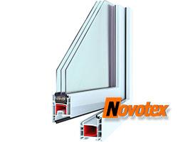 Окна ПВХ Novotex-Light
