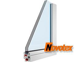 Окна ПВХ Novotex-Nordic